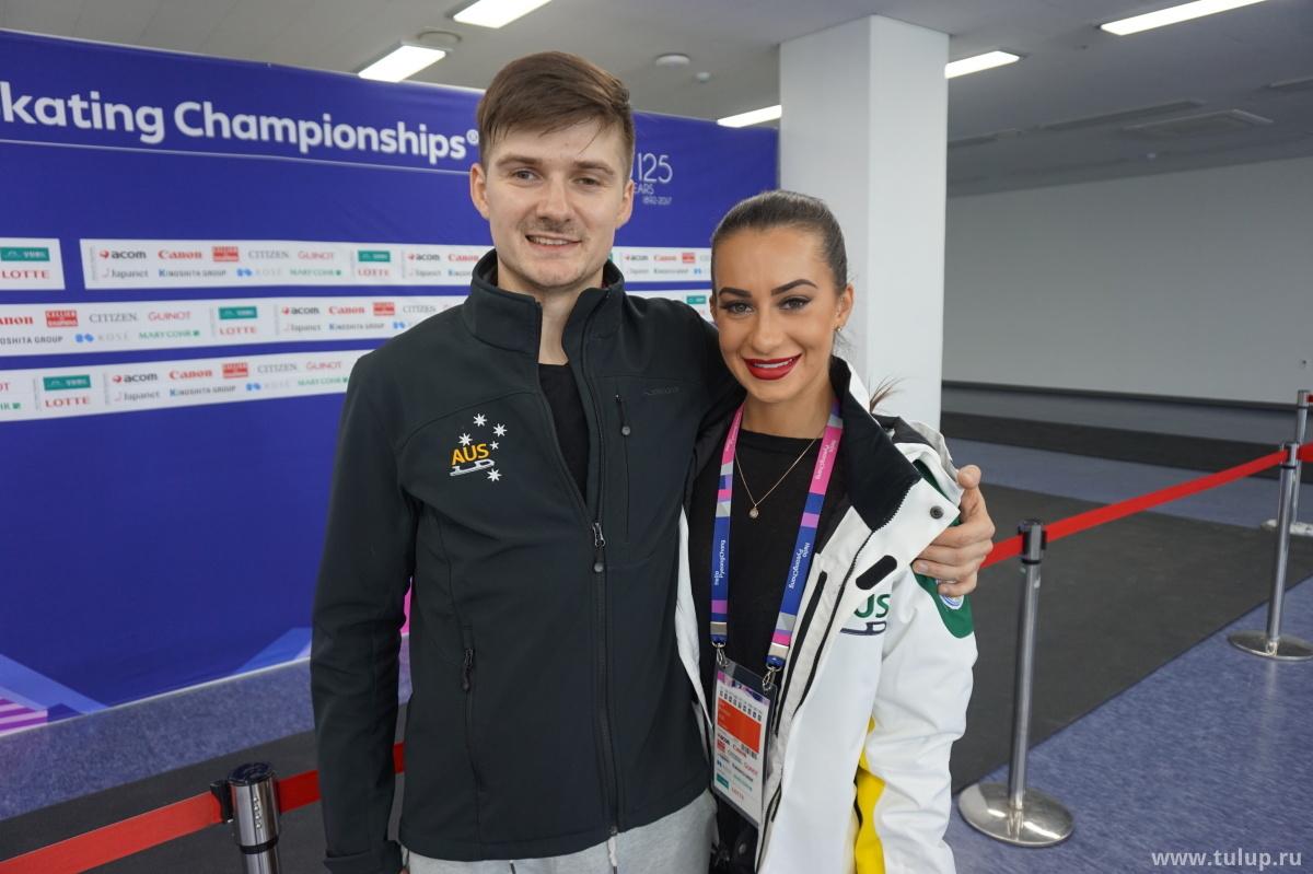 Адель Моррисон и Демид Рокачев — русско-австралийский дуэт