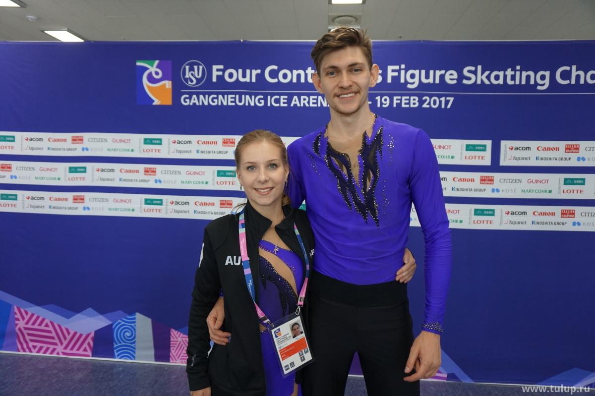 Екатерина Александровская — Харли Виндзор после произвольного проката