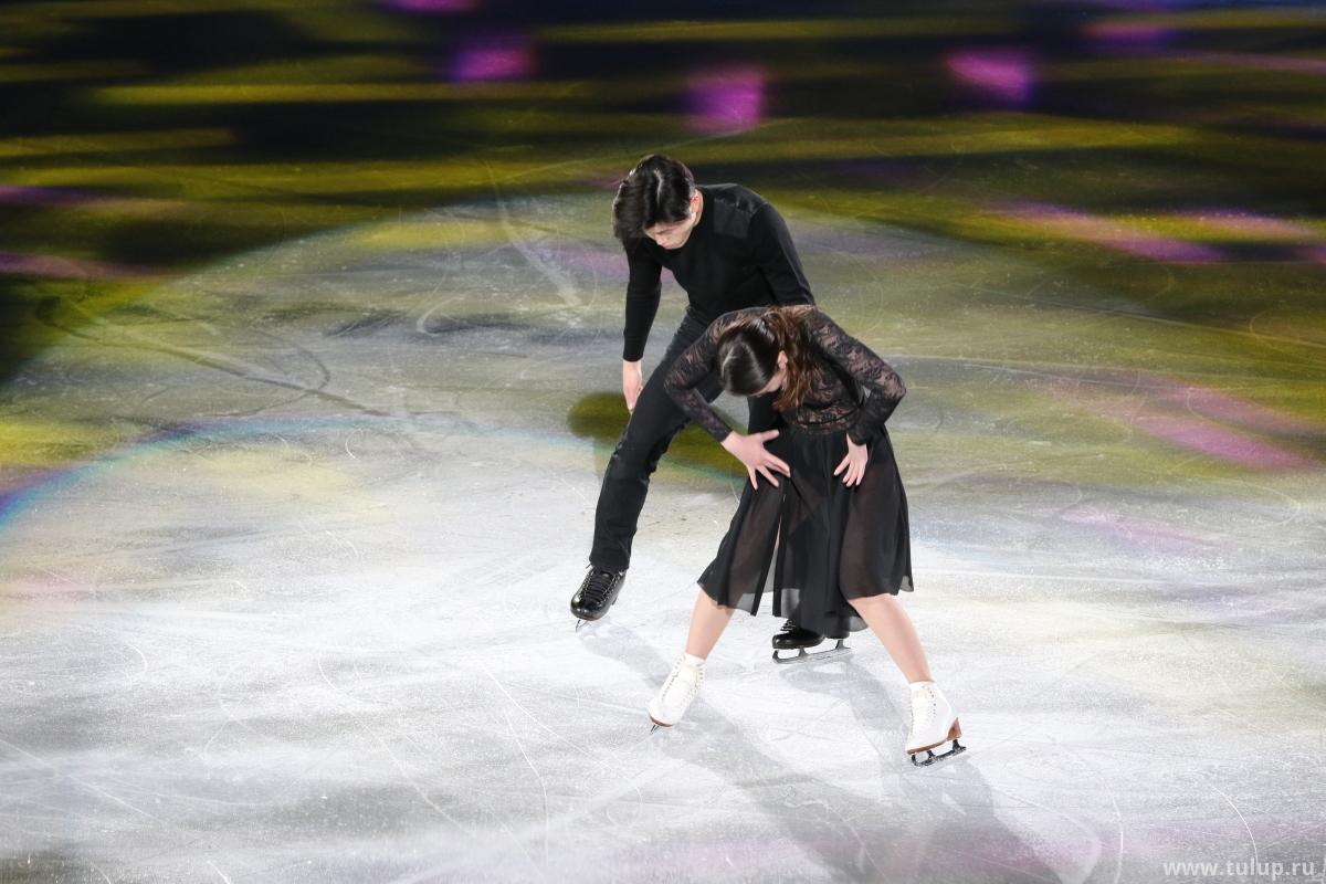 Maia Shibutani — Alex Shibutani