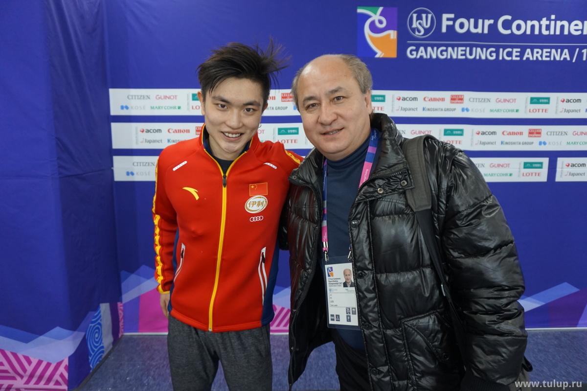 Хань Янь  и Гэ Цзюнь