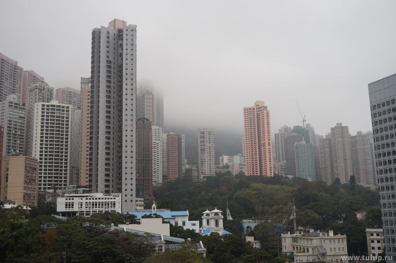云雾 — «Облака и туман» — классический китайский пейзаж в новые времена