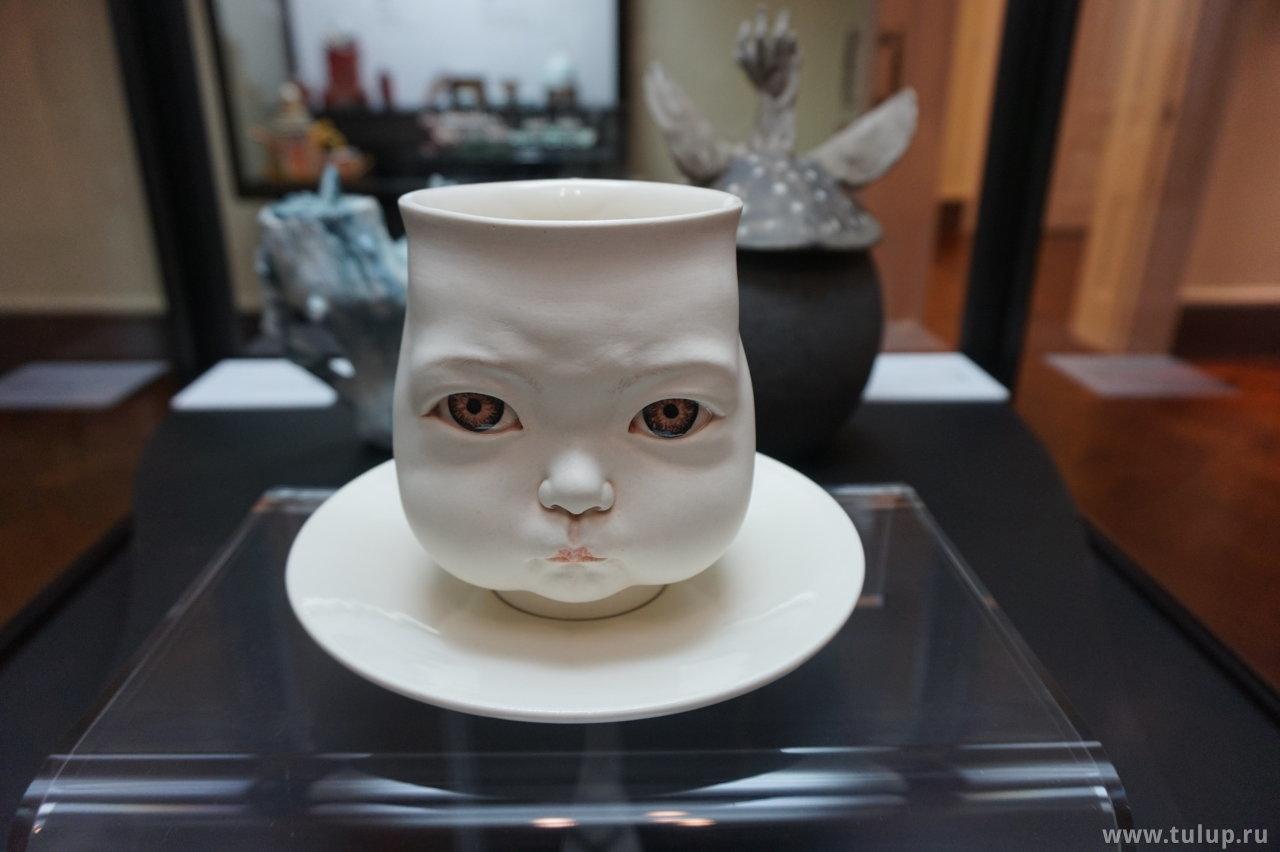 Creepy pot