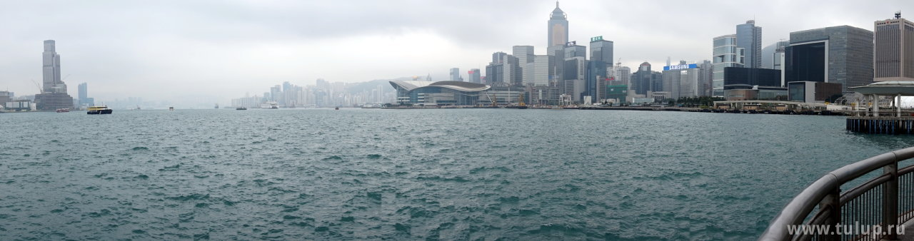 Две стороны Гонконга