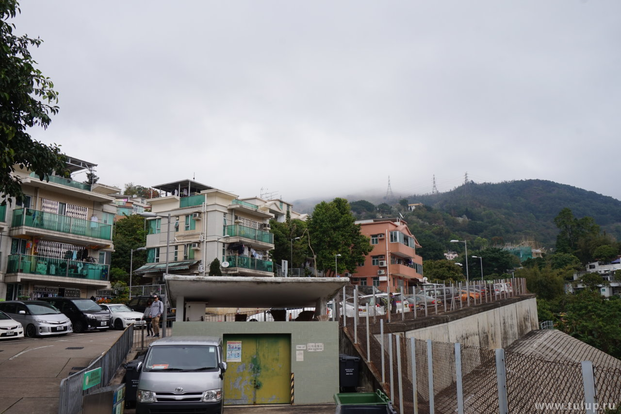Пригород в Цюань Вань