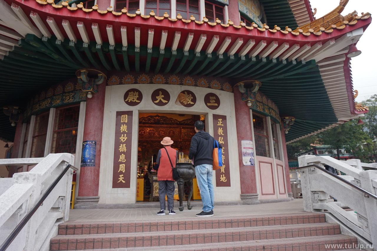 Храм, который называют копией пекинского Храма Неба