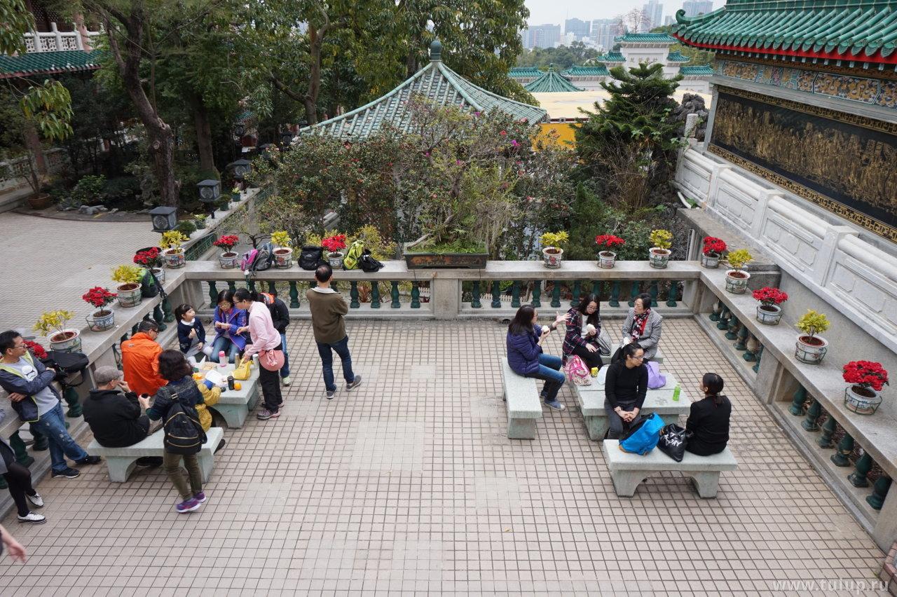 Обед для китайца — святое
