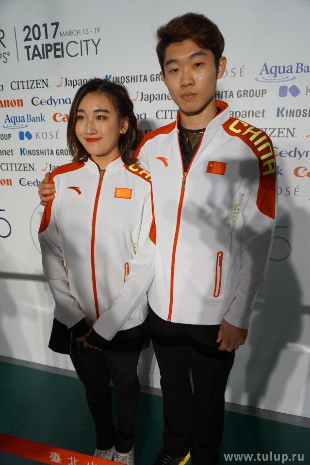 Yuzhu Guo — Pengkun Zhao