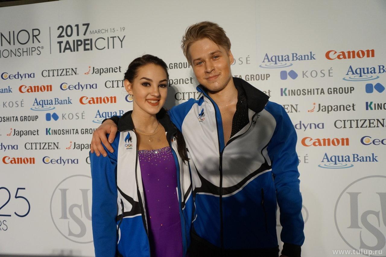 Viktoria Semenjuk — Artur Gruzdev