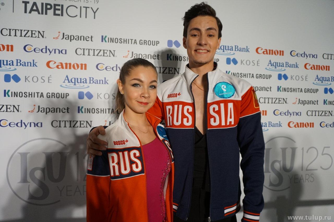 Anastasia Shpilevaya — Grigory Smirnov