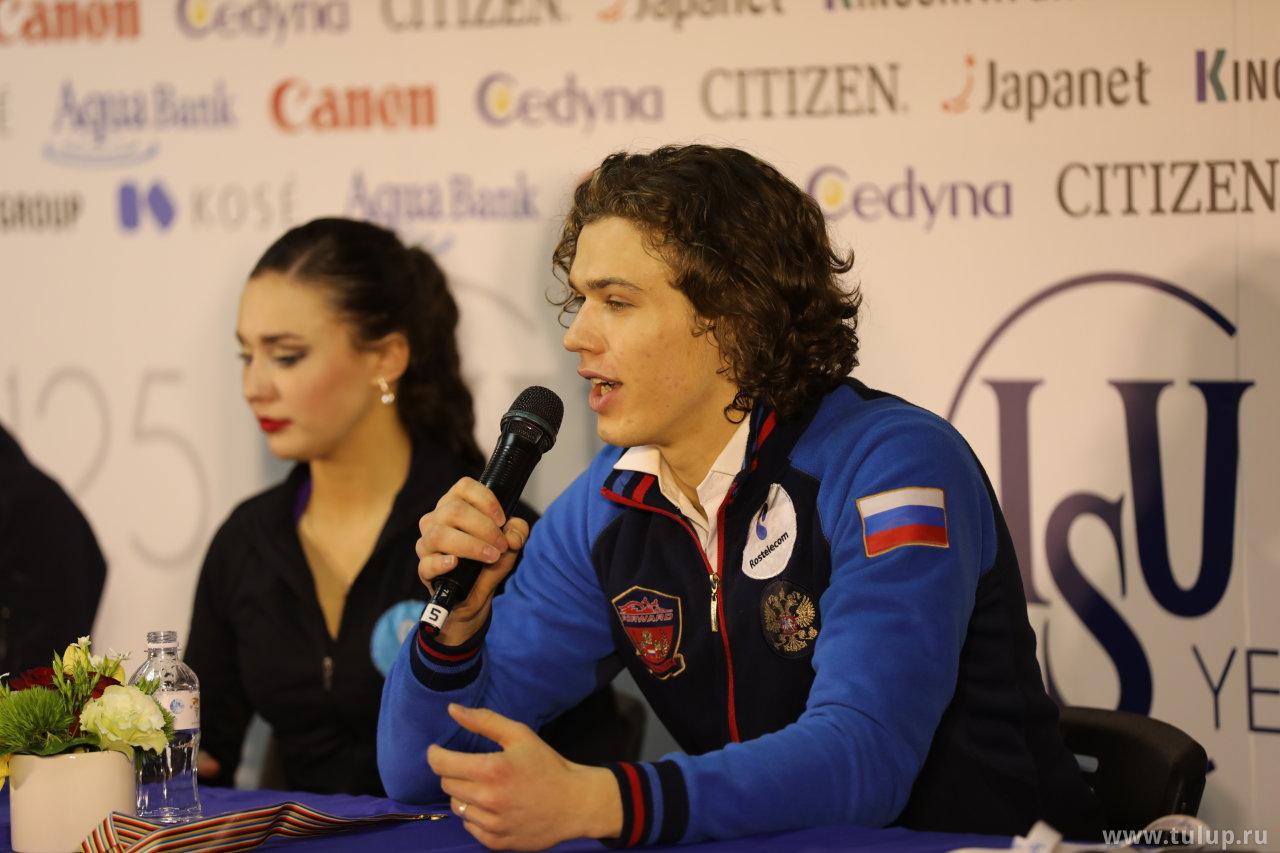 Alla Loboda — Pavel Drozd