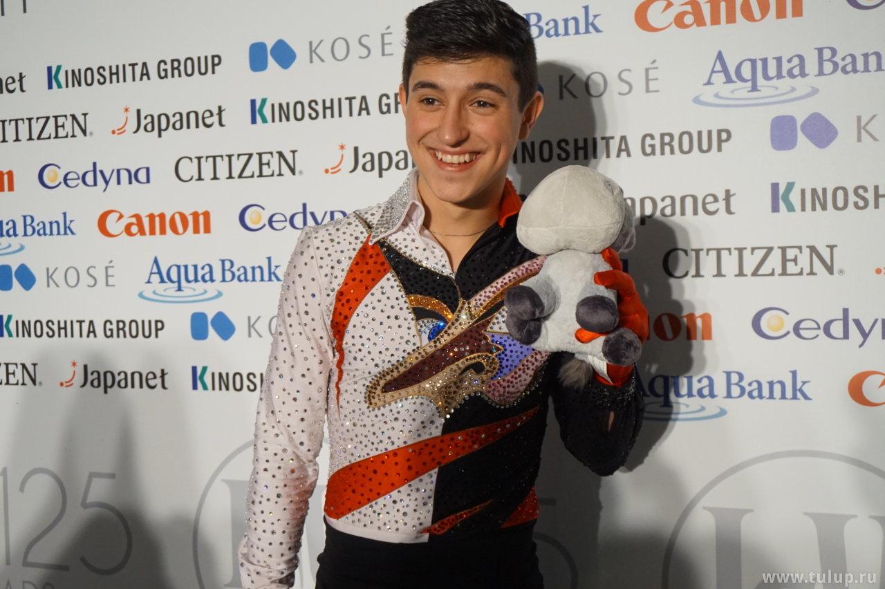 Daniel Samohin и его ослик