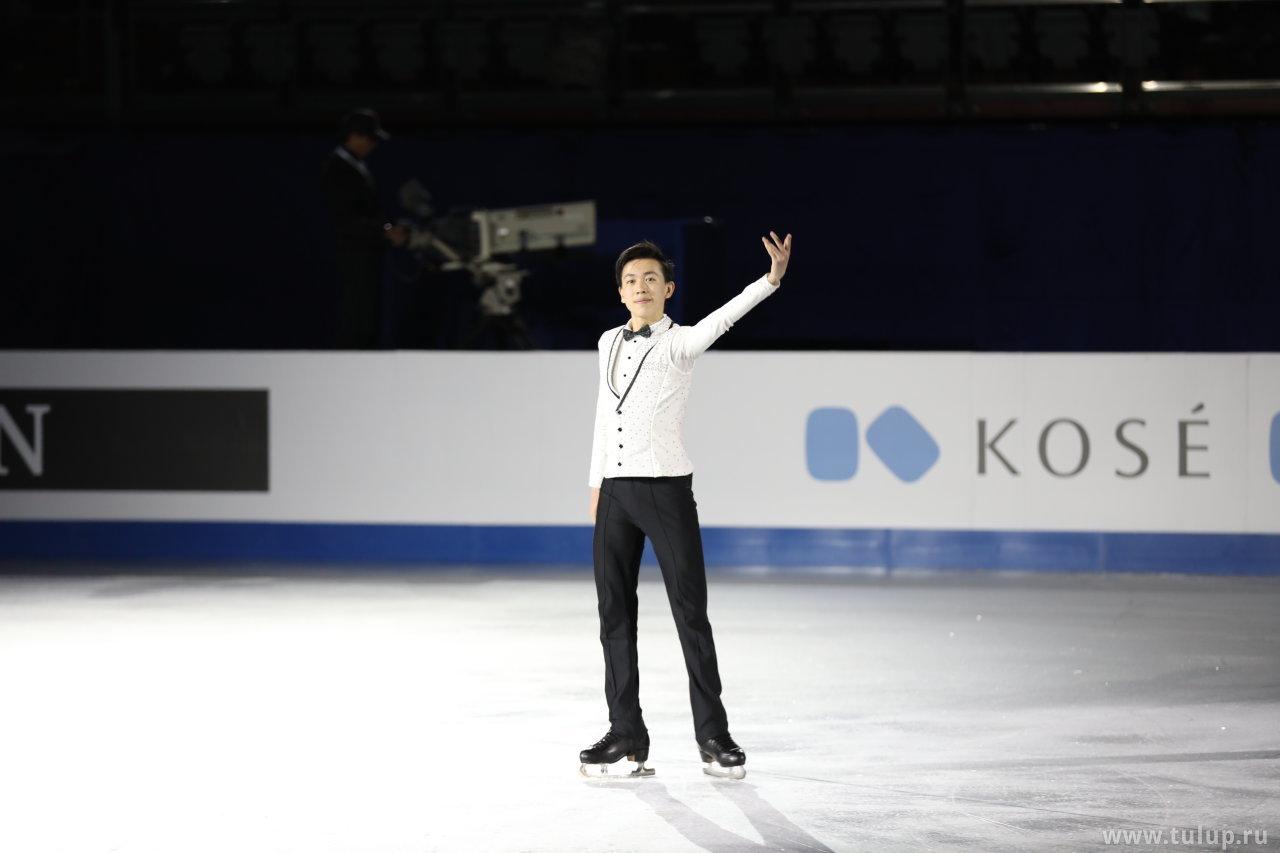 Vincent Zhou — чемпион мира среди юниоров 2017