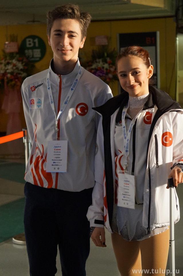 Команда Турция