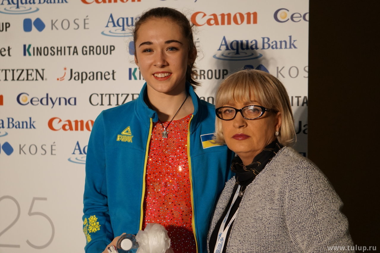 Anastasia Gozhva