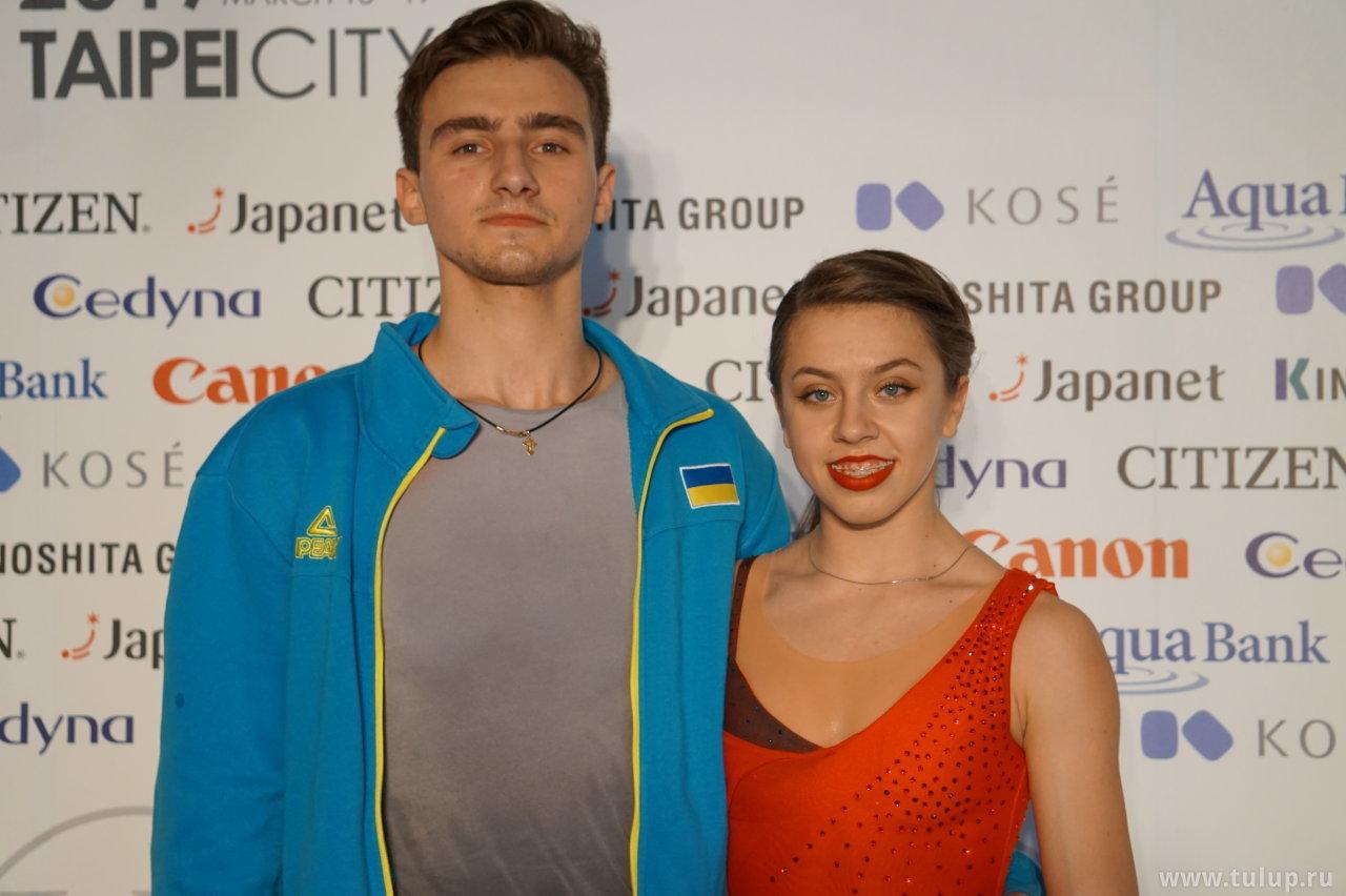 Darya Popova — Volodymyr Byelikov