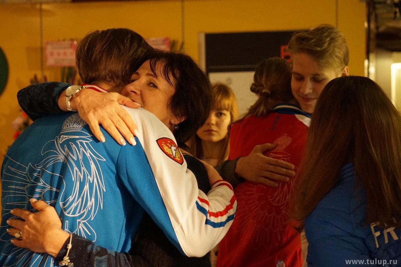 Anastasia Skoptcova — Kirill Aleshin