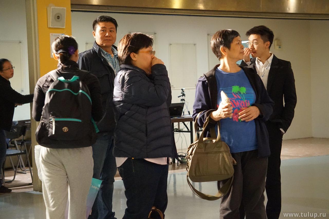 Hong Kong team