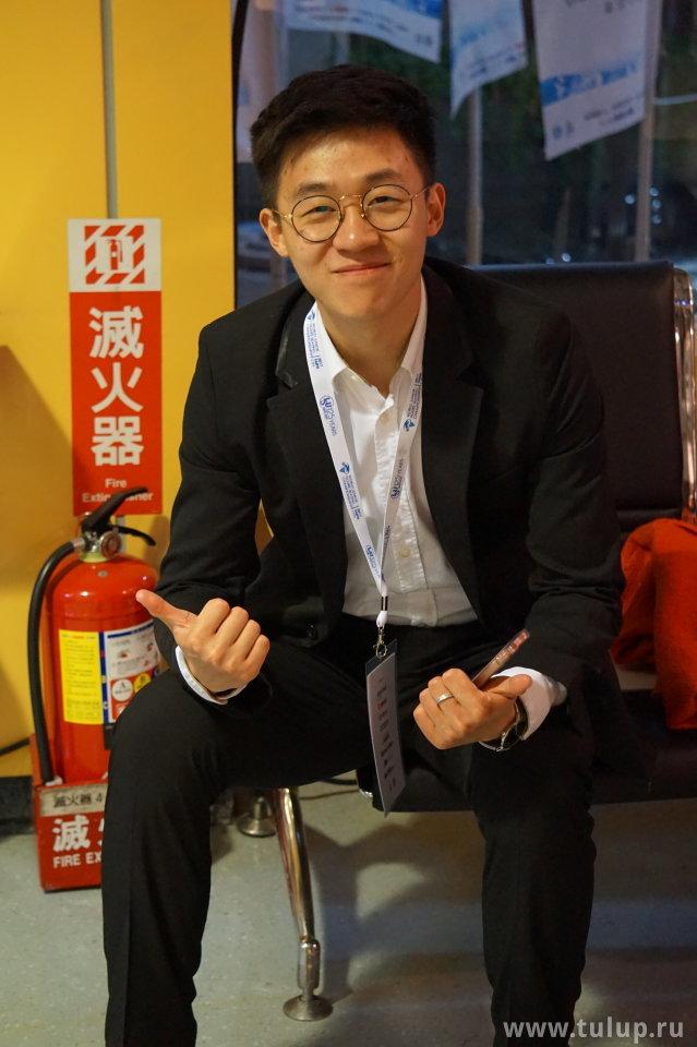 Тренер Yi Christy Leung