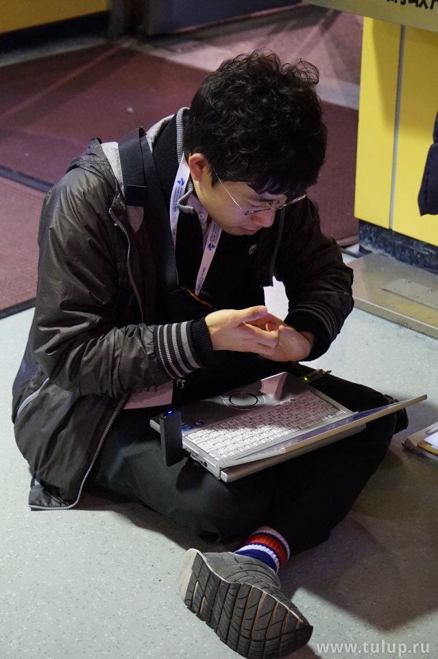 Юнит японской прессы