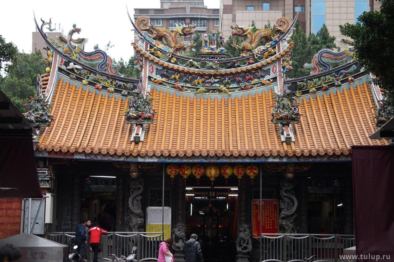 Буддийско-дишэневский храм