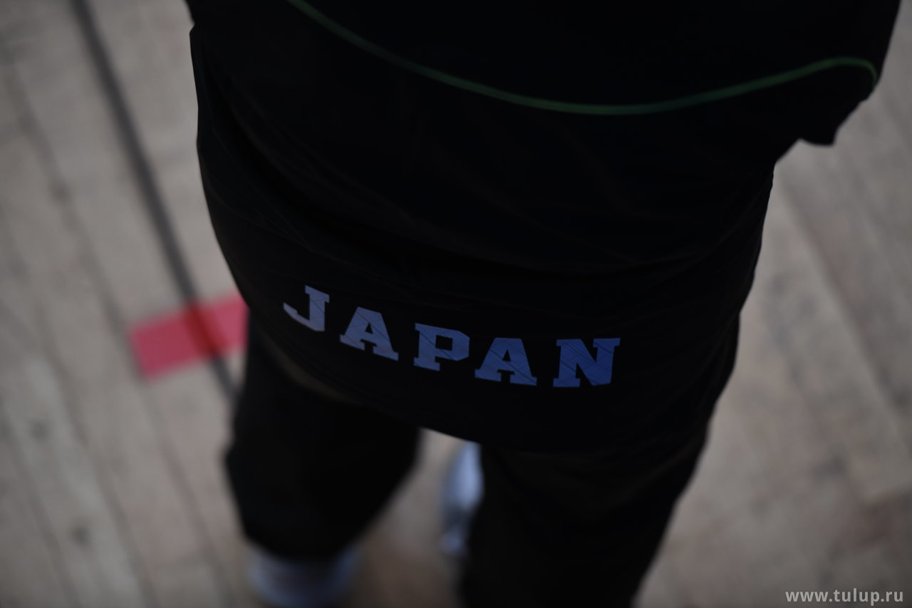 Япония везде!