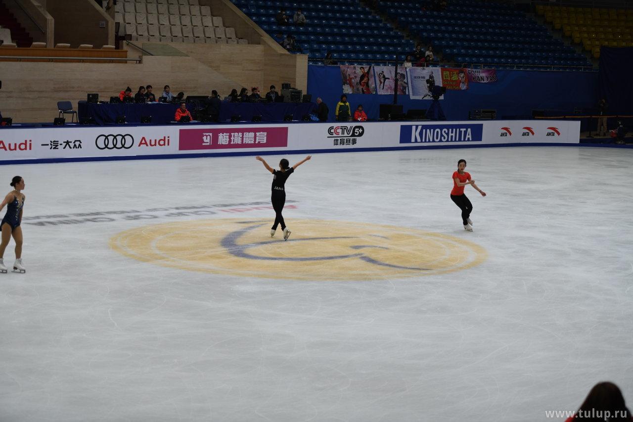 Японская сборная тоже синхронно сворачивается