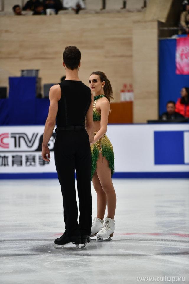 Gabriella Papadakis — Guillaume Cizeron
