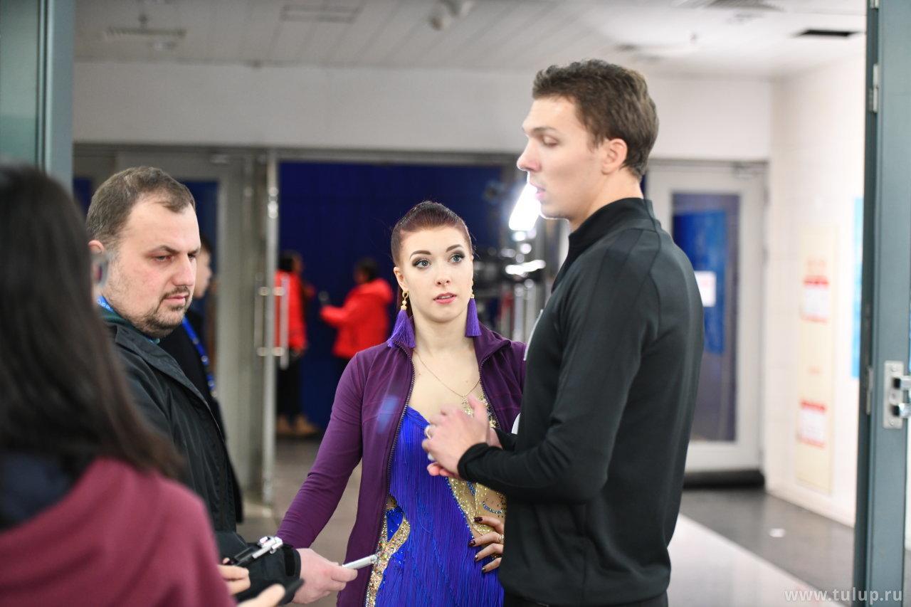 Ekaterina Bobrova — Dmitri Soloviev