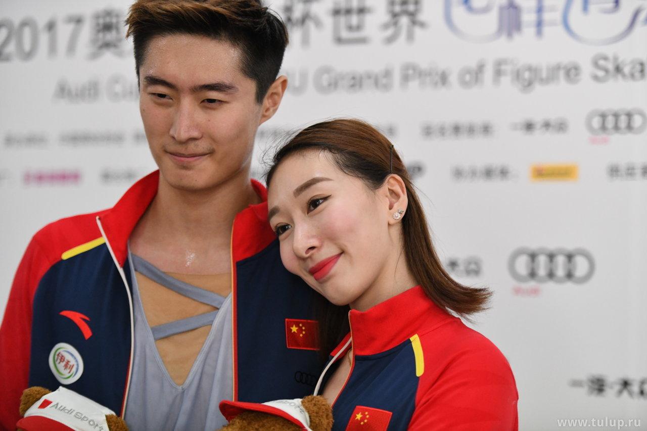 Hong Chen — Yan Zhao
