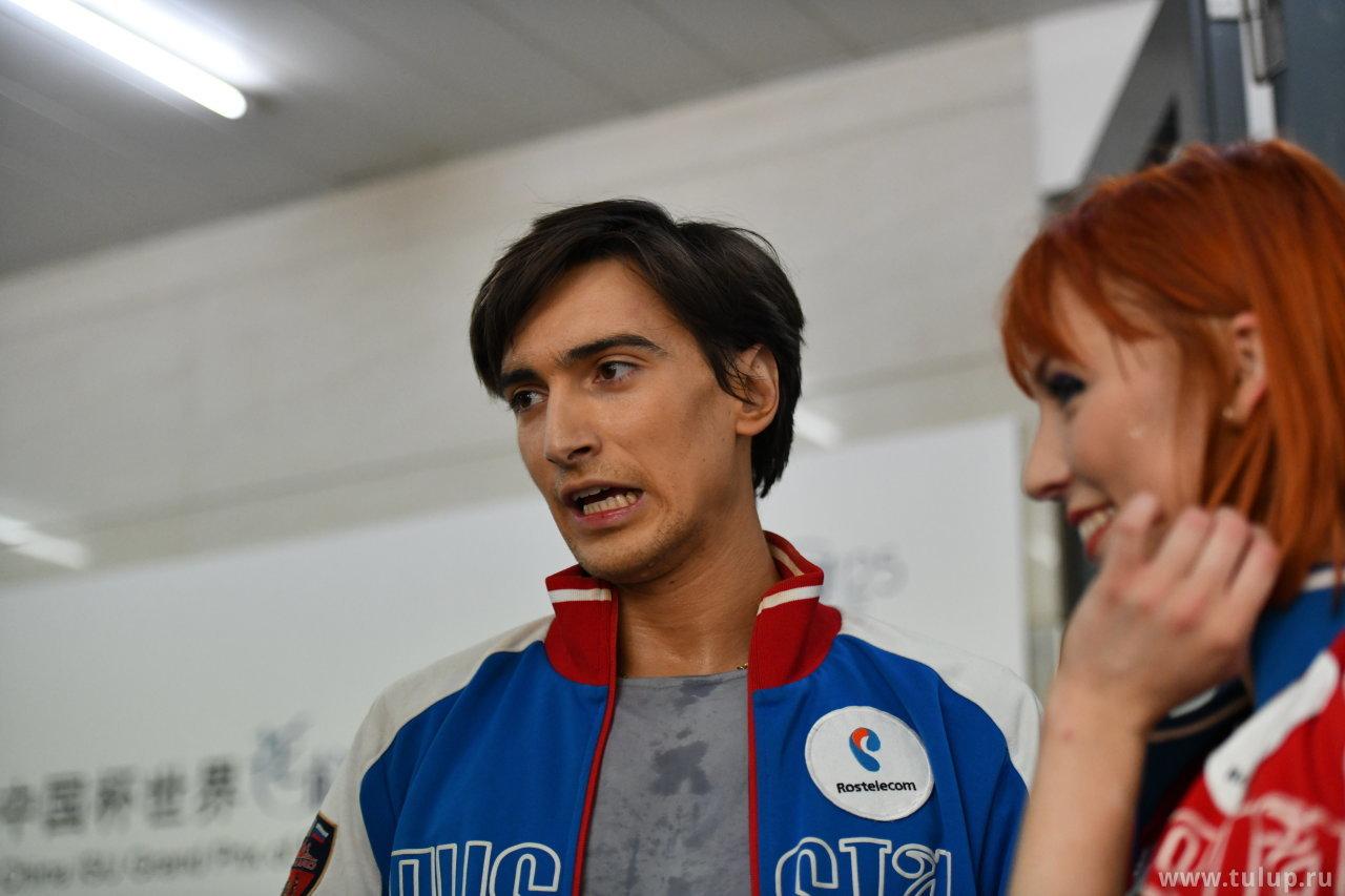 Tiffani Zagorski — Jonathan Guerreiro