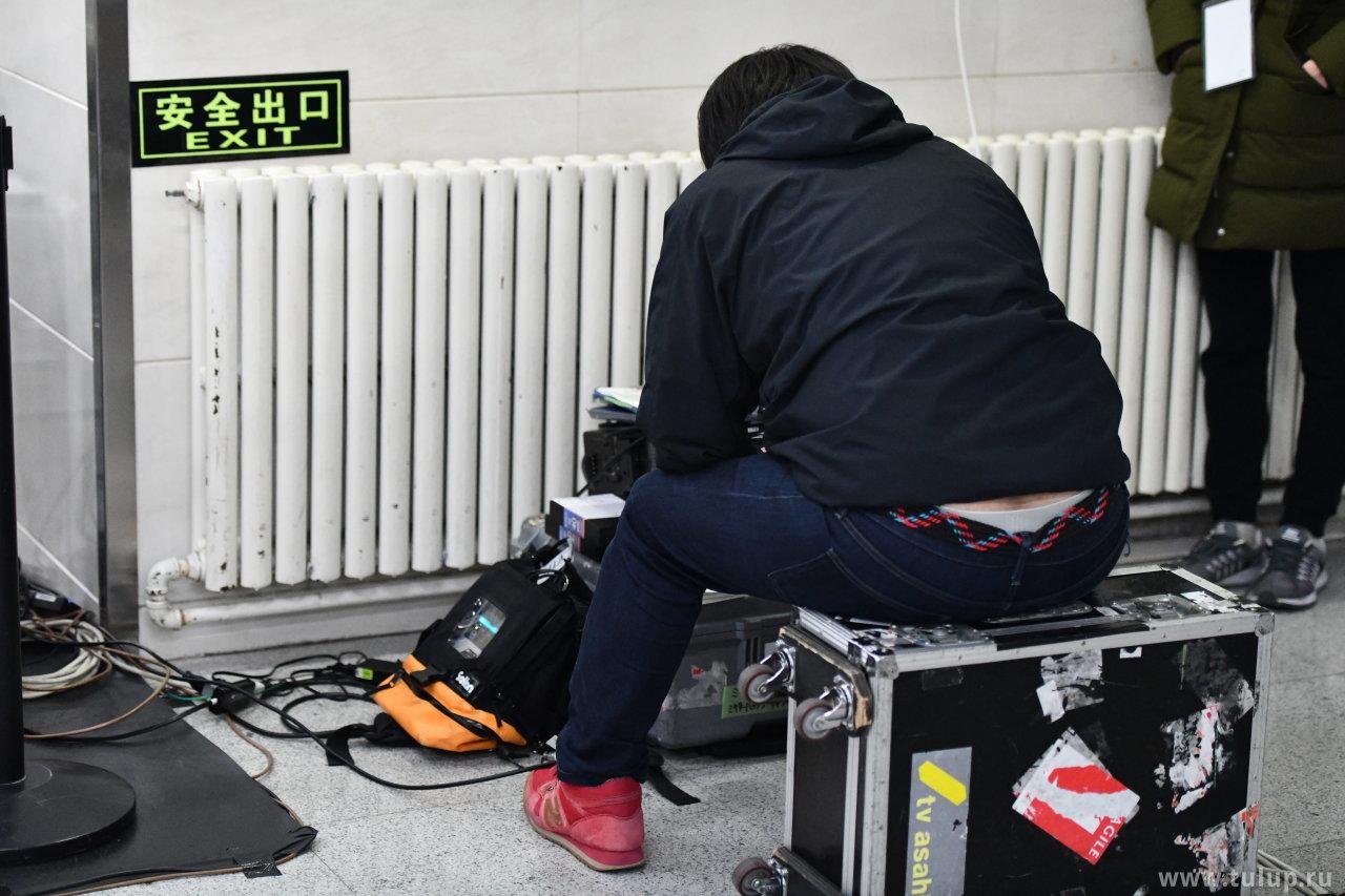 Японское телевидение на чемоданах