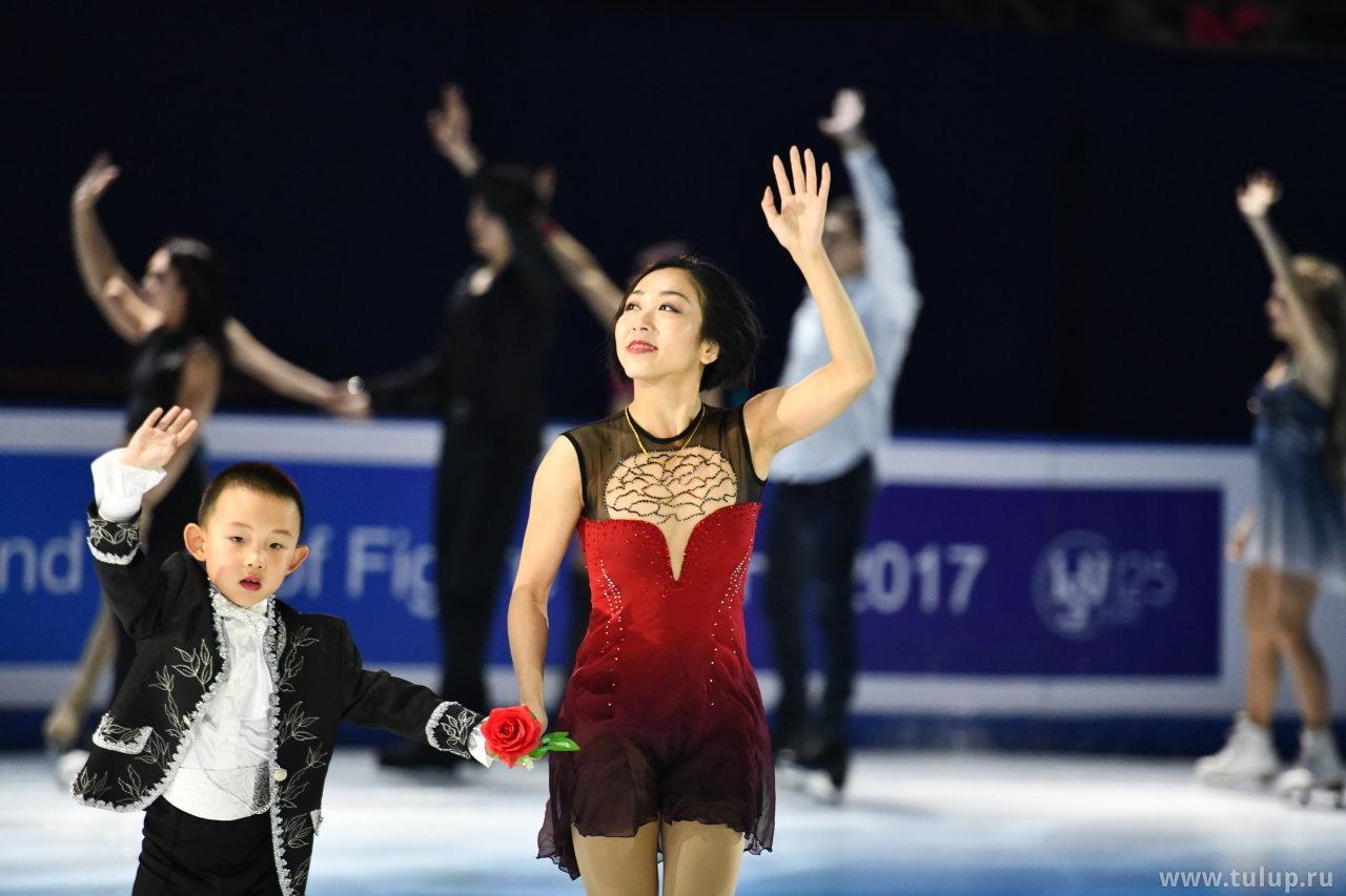 Sui Wenjing с новым кавалером