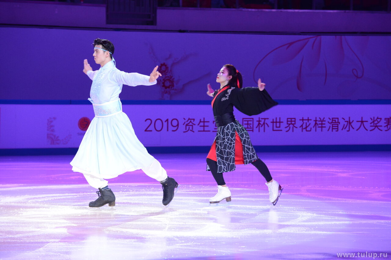 Shiyue Wang — Xinyu Liu