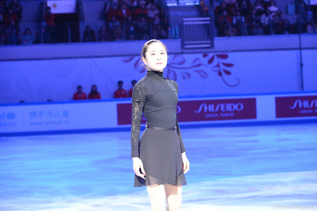 Satoko Miyahara judges you