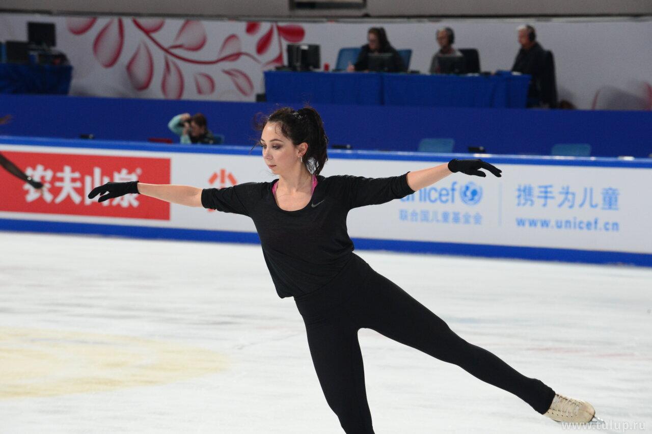 Elizaveta Tuktamysheva