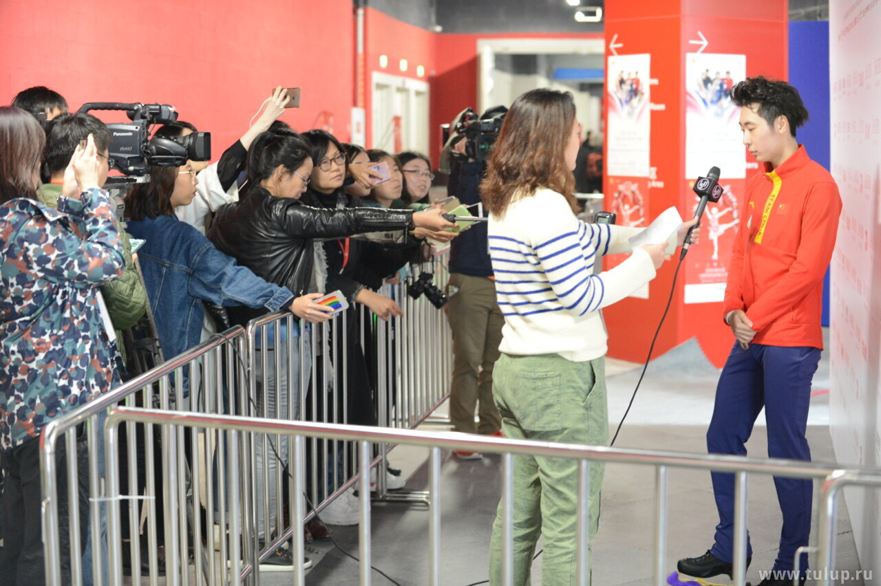 Boyang Jin is in high demand