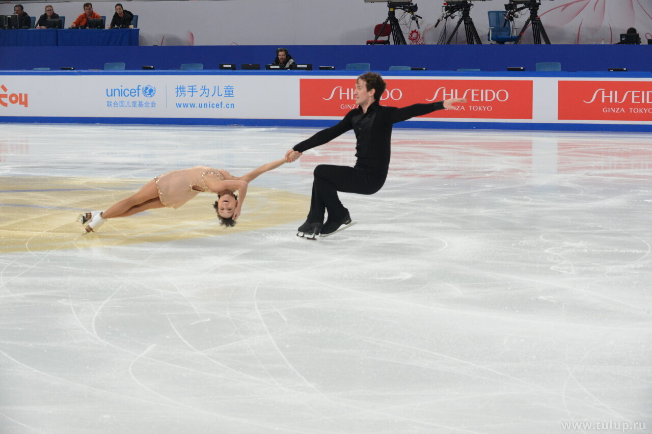Liubov Ilyushechkina — Charlie Bilodeau