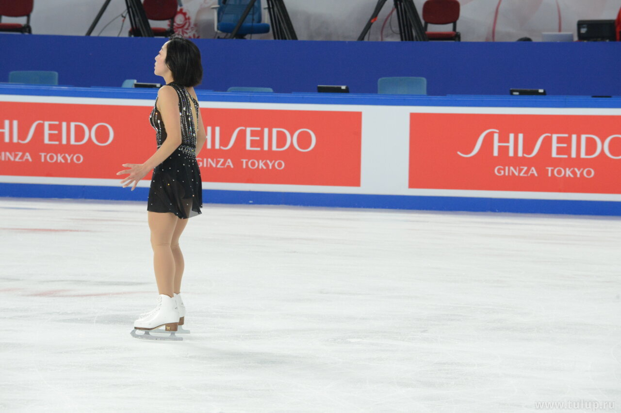 Sui Wenjing is in the zone