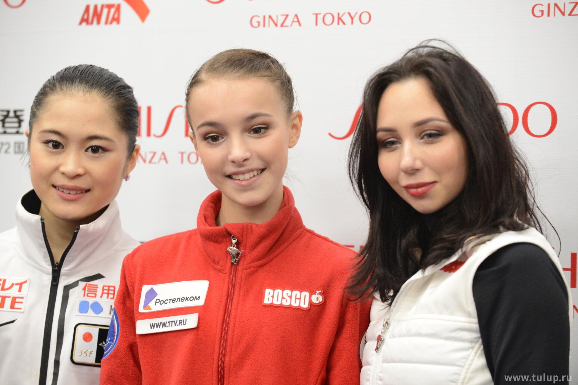 Satoko Miyahara, Anna, Elizaveta
