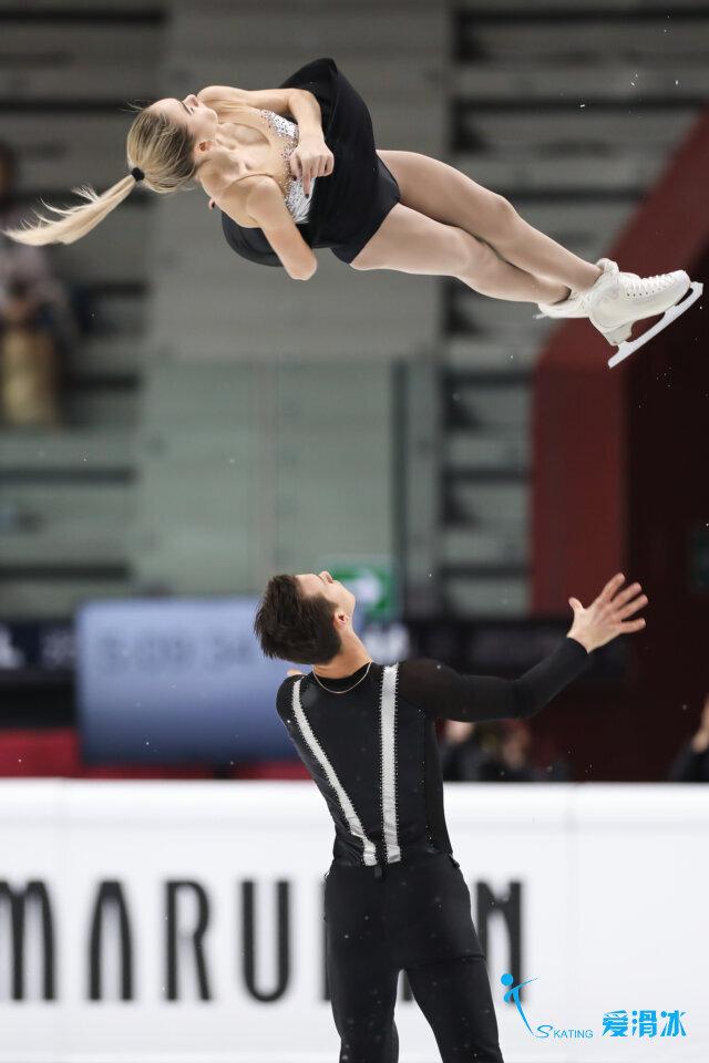 Kseniia Akhanteva — Valerii Kolesov